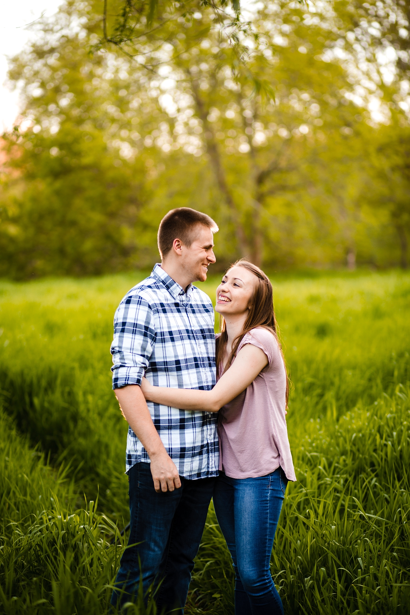 Packers vs Vikings engagement pictures_Milwaukee Wedding Photographer
