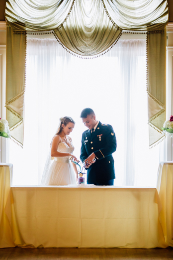 Milwaukee Wedding Photography_Military Groom