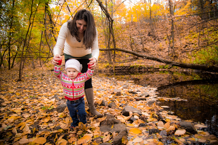 Fall photo shoot in Duluth, MN | Family pictures