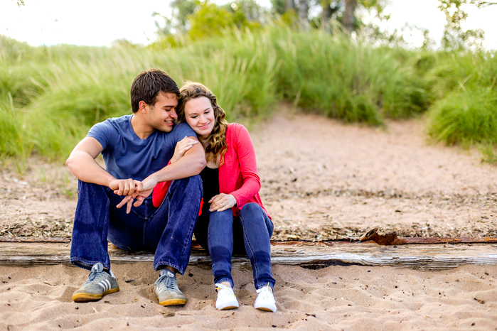 Lake Superior Engagement Pictures-13