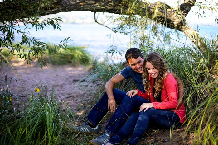 Lake Superior Engagement Pictures-16