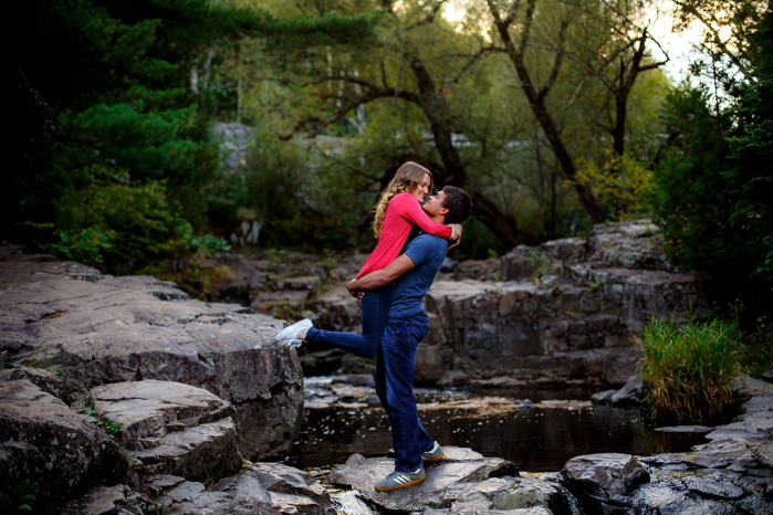 Lake Superior Engagement Pictures-27