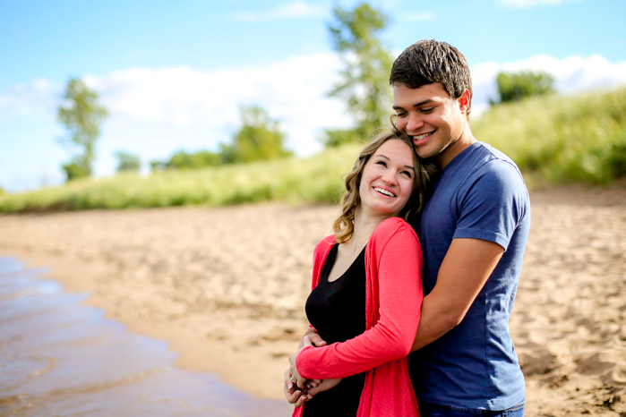 Lake Superior Engagement Pictures-8