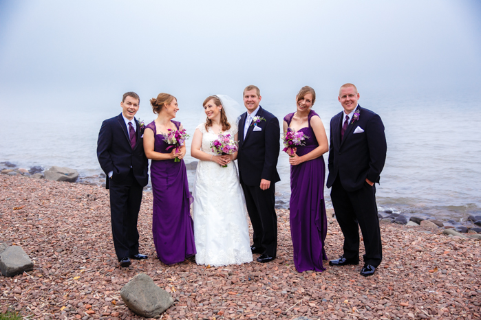 Lake Superior North Shore Wedding_Wisconsin Wedding Photographer-19