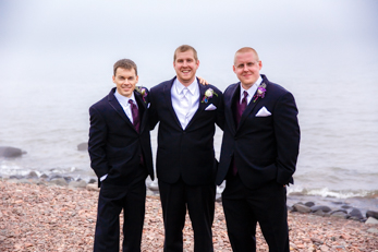 Lake Superior North Shore Wedding_Wisconsin Wedding Photographer-21