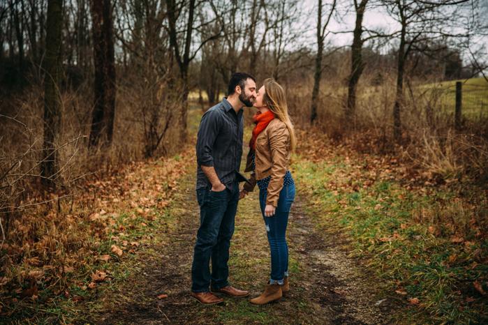 Milwaukee Wedding Photographer_Ohio Engagement-1