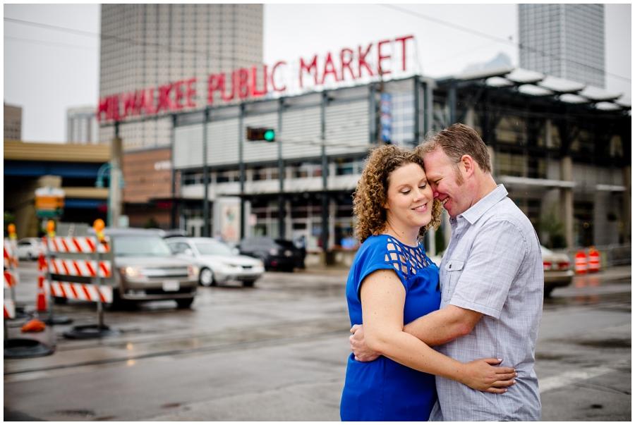 Milwaukee Public Market Engagement Pictures