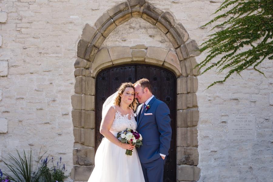 Milwaukee Wedding Photographer_Joan of Arc Chapel Marquette University