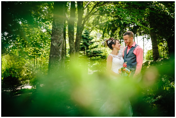 Wedding Photography in Wisconsin_park Wedding