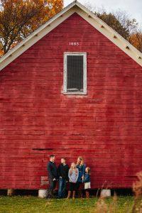 Barn Family session